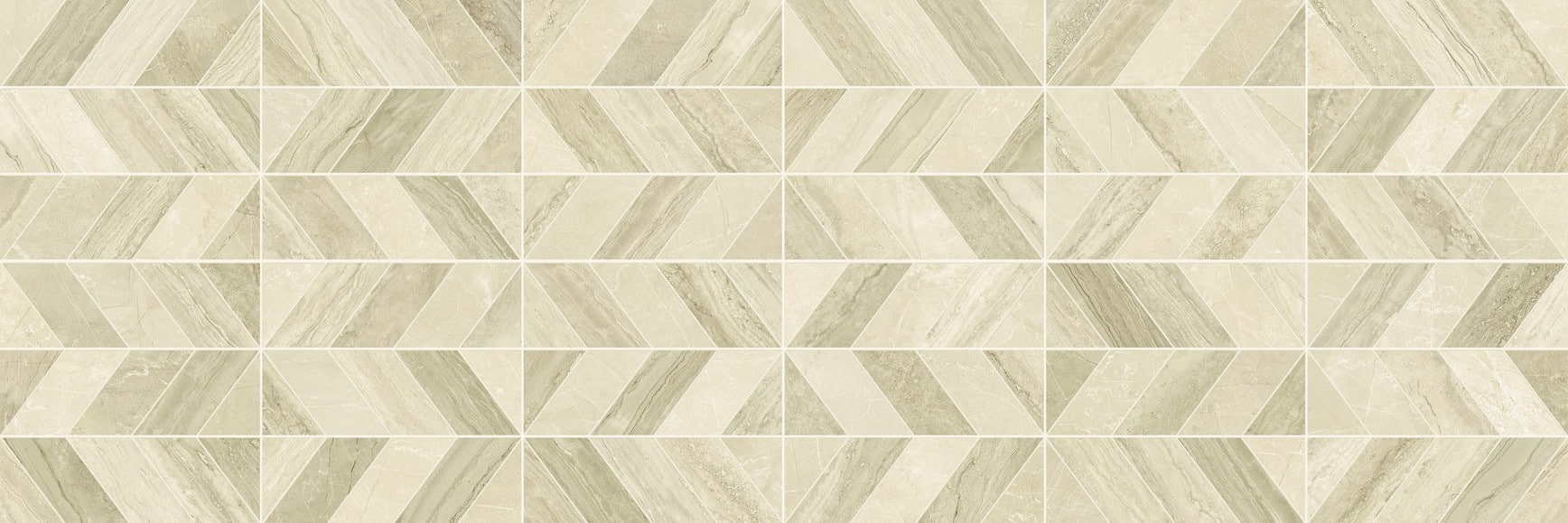 Marazzi Marbleplay Dekor Naos Travertino 30x90 cm M4PM-