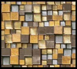 Sicis Structura Uneven Collection Pyrite 25-4x28-4 cm-