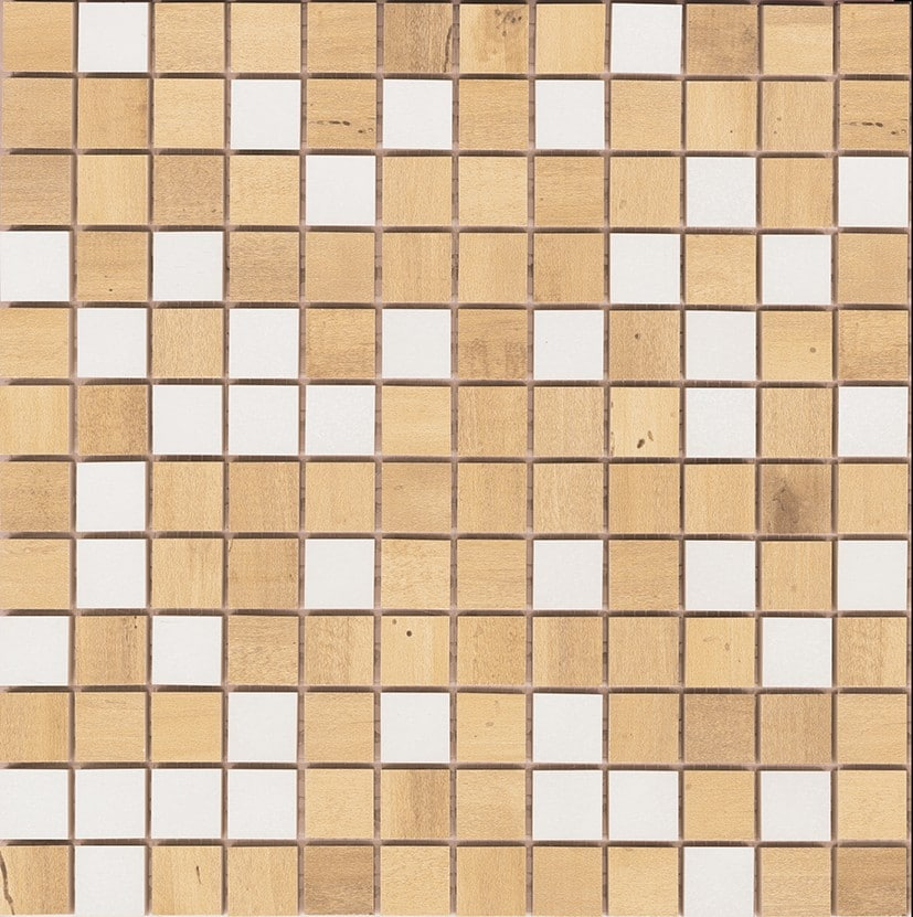 Aparici Sylan Mix Maple Mosaik 2-5x2-5 29-75x29-75 cm-